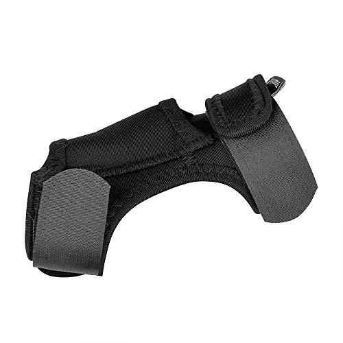 TrustFire - Funda de cinturón para linterna de bolsillo (nailon, funda de...