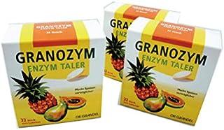 グラノザイム(32粒×3箱セット)酵素タブレット