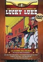 Les Nouvelles Aventures De Lucky Luke: La Guerre Des Toubibs (Original French With English Version Included)