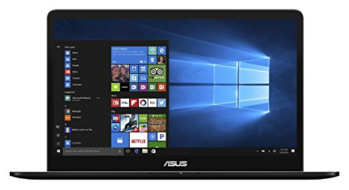 ASUS ZenBook Pro 15 UX550VD 90NB0ET2-M01300 Ultrabook (39,6 cm 15,6 Zoll, FHD, WV, matt, Intel Core i5-7300HQ, 16 GB RAM, 512GB SSD, NVIDIA GeForce GTX 1050 (4GB), Windows 10) black