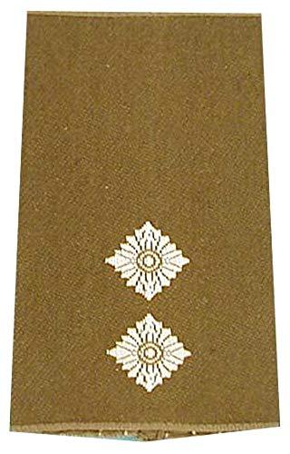 A.Blöchl Bundeswehr Heer Rangschlaufen Oliv (Oberleutnant)