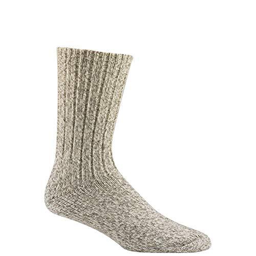 Wigwam El Pine F2044 Sock, Grey Twist - XL
