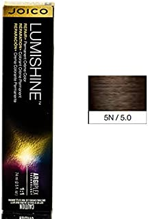 Joico Lumishine Permanent Creme Color - 5N/5.0 by Joico