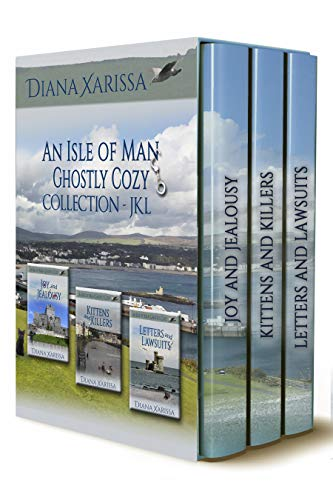 An Isle of Man Ghostly Cozy Collection - JKL