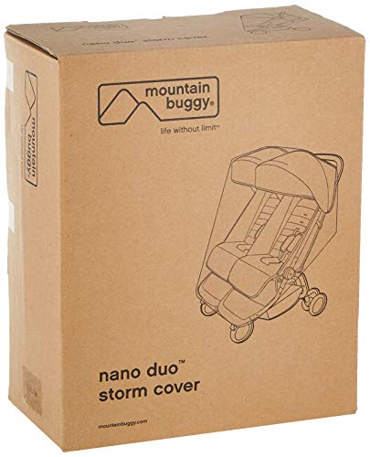 Mountain Buggy Nano Duo Storm Cover