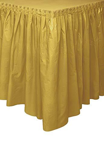 Unique Party- Falda de mesa de plástico