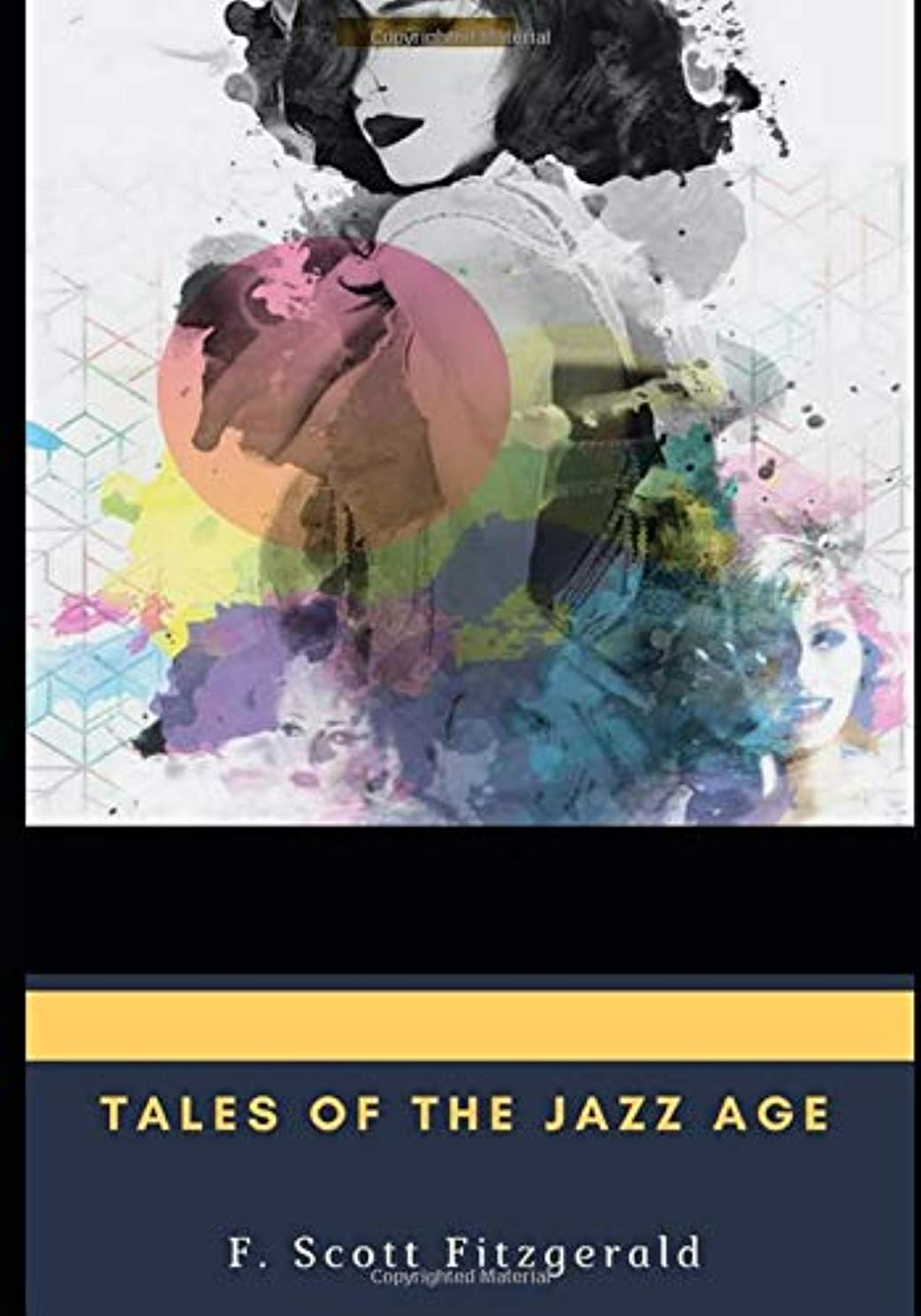 歴史家ハードリング自発Tales of the Jazz Age