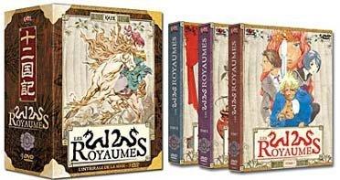 Les 12 Royaumes-L'intégrale de la série [Édition Collector]