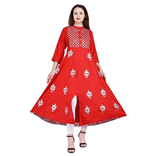 VIHAAN IMPEX Indian Kurtis for wome…