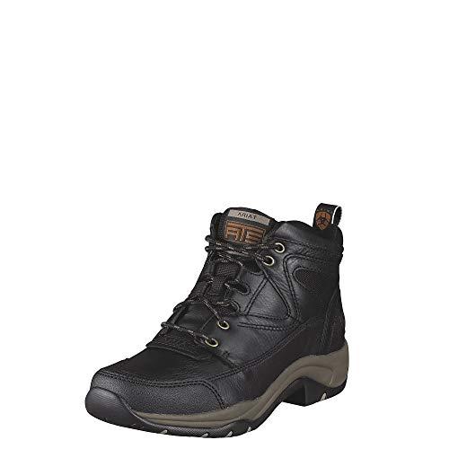 Ariat Women's Terrain Hiking Boots, Black - 8.5 B / Medium(Width)