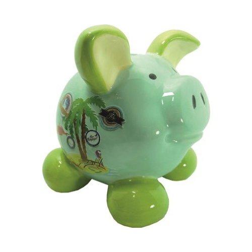 Swiggie Sparschwein Glücksschweinchen Urlaubskasse Spardose 8,5 cm 13 cm 15,5 cm: Größe: 15,5 cm