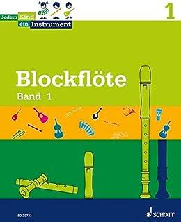 Jedem Kind Ein Instrument: 2. Unterrichtsjahr - JeKi. Blockflöte, Schülerheft, Schwierigkeitsgrad 1