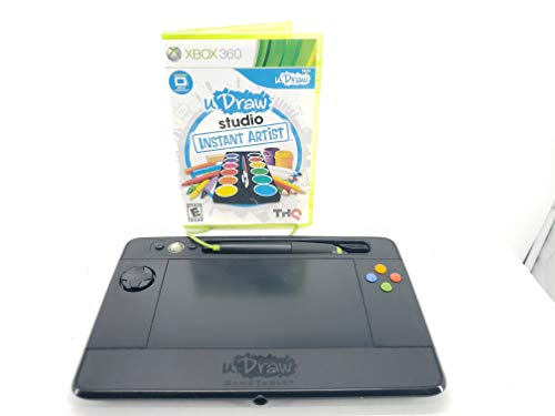 uDraw Game tablet with uDraw Studio: Instant Artist - Xbox 360 by THQ