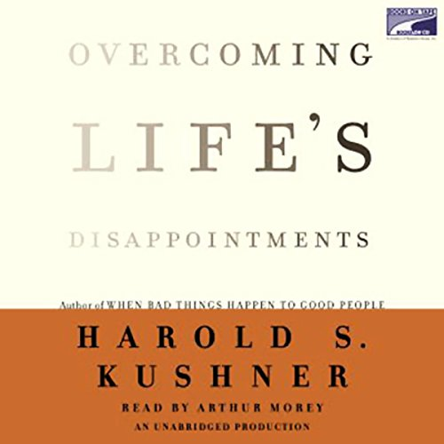 Overcoming Life's Disappointments cover art