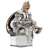 Figura de Wukong, Estatua de Wukong del Mito Negro, Figura de AccióN de Wukong, Personal de Sun Wukong, Estatua del Rey Mono, DecoracióN del Acuario del Rey Mono,DecoracióN del Coche(Color:model 1)