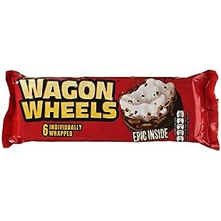 Wagon Wheels Original Biscuit, 6 Biscuits:Interoot