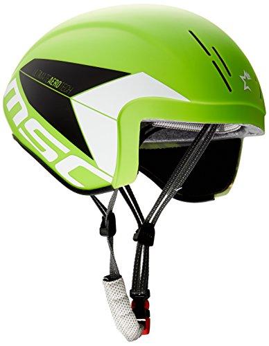 MSC Aero fietshelm, groen, M/L