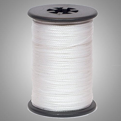BCY White 3D Archery Bow String Serving