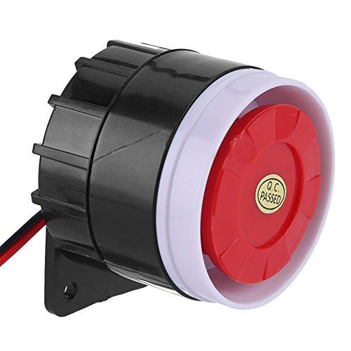Garosa DC 12V alarming hoorn kunststof metaal geluid alarm systeem zelfverdediging eenvoudige installatie standalone kantoor winkel lokale veiligheid kit