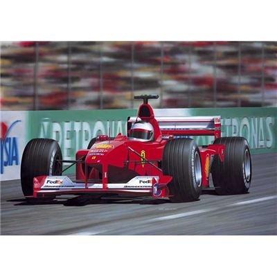 Revell 07223 - Ferrari F1 2000 - Maßstab 1:24