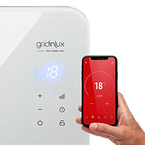 gridinlux WIFI WARM 1500