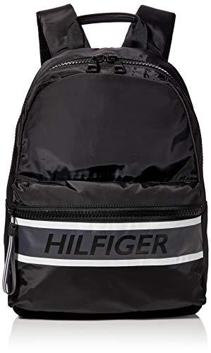 Tommy Hilfiger Tommy Backpack, Borse Uomo, Nero (Black), 1x1x1 centimeters (W x H x L)