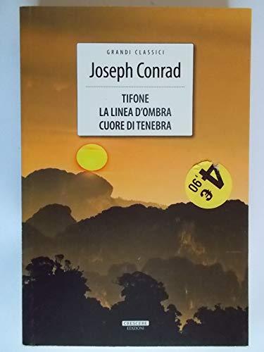 Tifone-La linea d'ombra-Cuore di tenebra. Ediz. integrale. Con Segnalibro