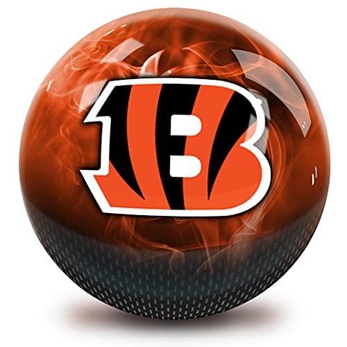 Strikeforce Bowling NFL Cincinnati Bengals On Fire Undrilled...