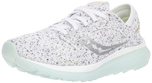 Saucony Men's Kineta Relay Sneaker, Bright White, 7