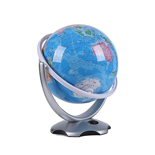 Konstellation Globus, Hd 26cm 3d Pädagogischer Globus, Frühe Bildung Geographie Kreative Dekoration