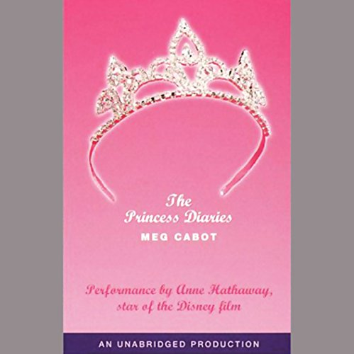 The Princess Diaries audiobook cover art