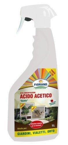Scopri offerta per Papillon 99187 Diserbante Biologico Acido Acetico