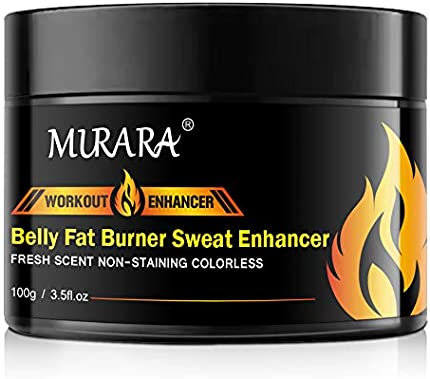 Fat Burning Cream for Belly, Hot Cream, Natural Sweat Workout Enhancer Gel, Slim Shaping Cream, Cellulite Treatment for Thighs, Legs, Abdomen, Arms and Buttocks, for Men or Women-3.5 Oz(100g)