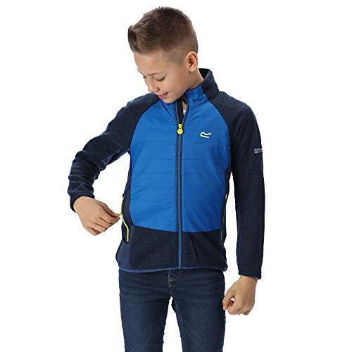 Regatta 'Elter' Softshell-jas voor kinderen Fleece