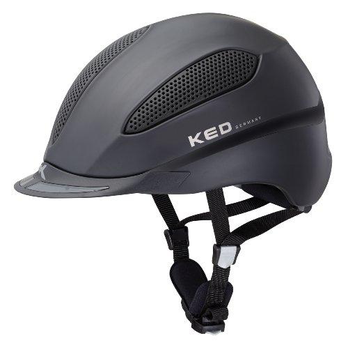 KED Helm Paso, Black Matt, 52-58