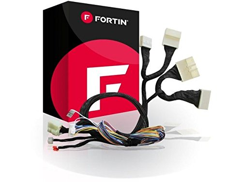 Fortin THAR-ONE-MAZ3 t-harness for use with the Fortin EVO-ONE, compatible with select 2013-up Mazda push-to-start vehicles