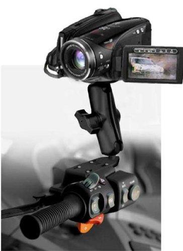 Support pour Camera ET Camera pour Moto OLIERA RAM-MOUNT RAM-B-346-202AU