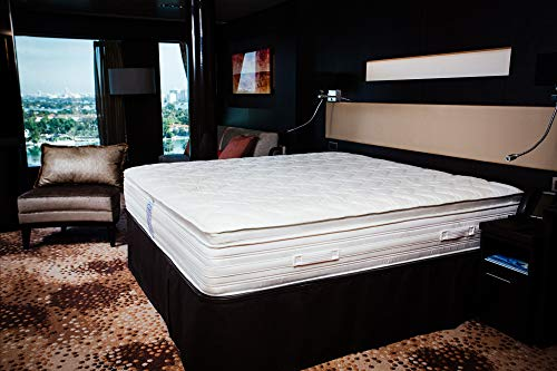 Best Review Of The Bliss Bed Comfort Water Gel Tranquility Mattress - Queen W/Box Spring - 60 x 80 x...
