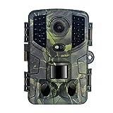 Haowen PR800 20MP 1080P IP66 Cámara infrarroja a Prueba de Agua LED Cámara de Seguridad para Exteriores Verde Militar 16 * 11.8 * 8.9CM