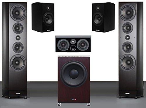 ASW Genius 510, Genius 210, Genius 110, Genius AS 10, diverse Farben zur Auswahl, UVP ab € 9.400,00 - High End 5.1-Kanal Heimkino Surround Lautsprechersystem,