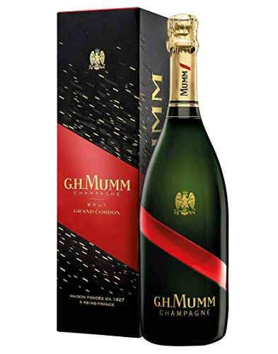 Champagne Brut AOC Grand Cordon G.H. Mumm 0,75 L, Astucciato