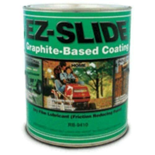 EZ-Slide Graphite Coating Oil-Based Quart Universal Drill Parts Till-Guard