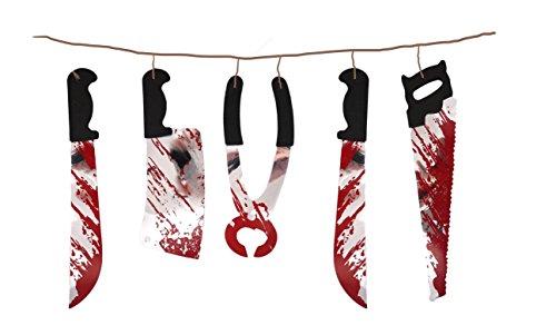 Decoración Halloween Torture Garland (1.8m)
