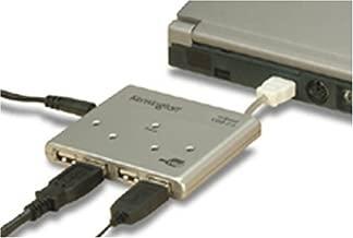 Kensington PocketHub USB 2.0 Compact 4-Port Hub (33054)