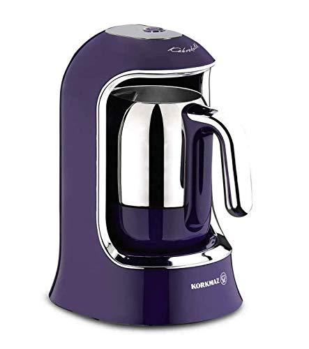 Korkmaz A860-01 Coffee Maker | Lavendel | Kahvekolik | Mokkakocher | Espresso
