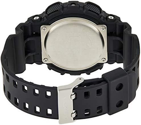 Casio Men's GD100-1BCR G-Shock X-Large Black Multi-Functional Digital Sport Watch WeeklyReviewer