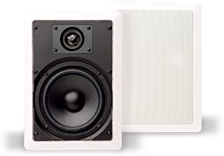 Phoenix Gold ATi6 6.5-Inch In-Wall Speakers, White (Pair) (Discontinued by Manufacturer)