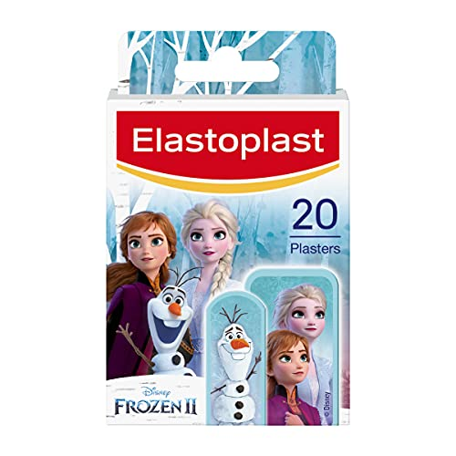Elastoplast Disney Frozen Plasters, 20 each