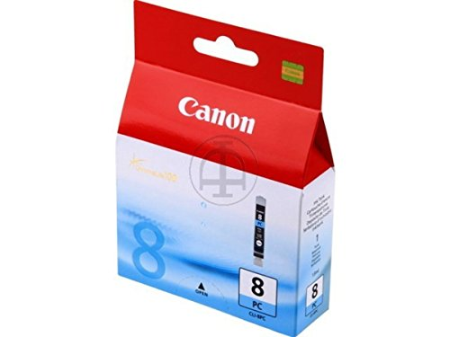 Canon Pixma Pro 9000 (CLI-8 PC / 0624 B 001) - original - Ink cartridge bright cyan - 5.715 Pages - 13ml