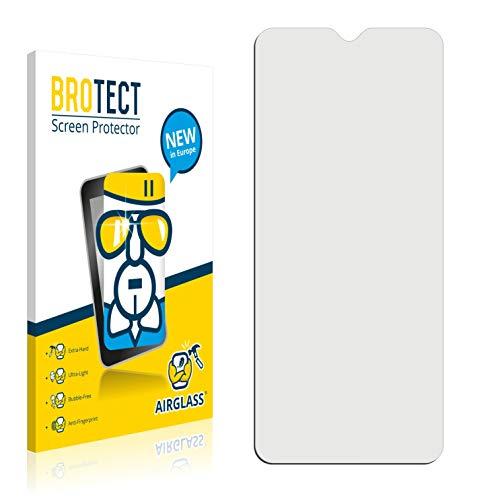 BROTECT Panzerglas Schutzfolie kompatibel mit Motorola Moto G9 Play - AirGlass, extrem Kratzfest, Anti-Fingerprint, Ultra-transparent